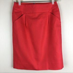 J Crew Pencil Skirt Size 00